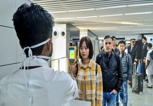India asks travellers from coronavirus-hit nations to fill 'self-reporting form' requiring personal details