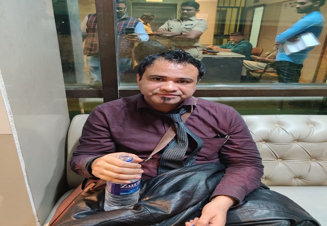 Dr Kafeel Khan arrested by UP STF in Mumbai for 'inflammatory' remarks in AMU