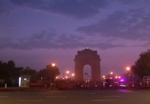 Delhi Air quality improves to 'moderate', scattered rains likely today