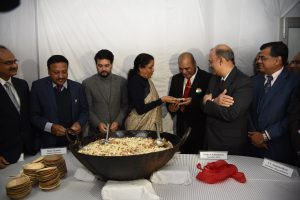 Printing of Union Budget documents 2020-21 begins with traditional Halwa Ceremony