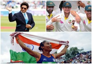 From Sachin to Smith, sports fraternity wishes 'Happy New Year'