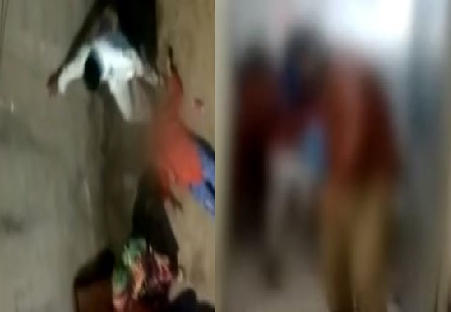 Woman at UP's Kanpur beaten to death by minor daughter's alleged molesters (Video)
