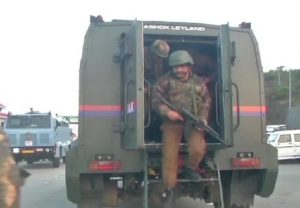 Terrorist killed, encounter underway at Jammu-Srinagar Highway