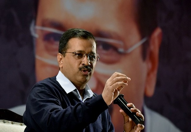 Delhi polls: EC notice to Kejriwal for promising mohalla clinic at court complex