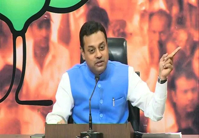 Sambit Patra challenges Congress to come on camera for raising doubts about Pulwama attacks
