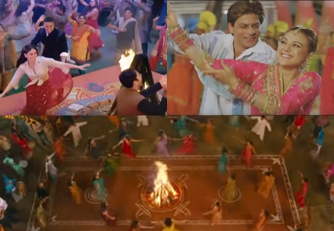 From Chappa chappa to Lo aa gayi Lohri ve, here's how Bollywood has portrayed Lohri over years