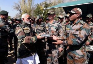 Our Army has risen to occasion and done everything possible to help people: PM Modi on Army Day