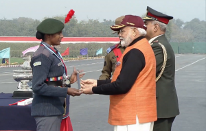 PM Modi attends NCC rally in New Delhi | See Pics