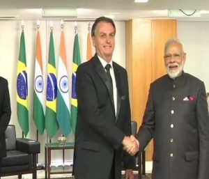 Brazilian President Bolsonaro be the Chief Guest at India's 71st Republic Day Parade