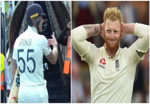 Ben Stokes issues apology for 'unprofessional' behaviour