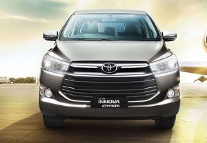 Toyota Innova Crysta BS6 bookings open: check price and features here