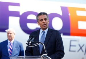 Raj Subramaniam Joins FedEx Corporation Board of Directors