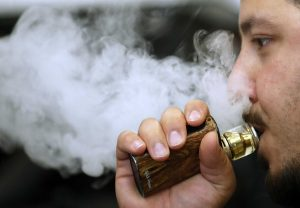 Teens' vaping likely to cause extreme difficulty in breathing, swallowing