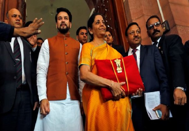 GST has resulted in efficiency gains in transport, logistics sector: Sitharaman