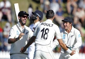 Trent Boult shines as New Zealand take charge on day 3 of first Test against India
