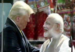 Trump praises Modi as 'tea wallah', says 'everybody loves him but he's tough'
