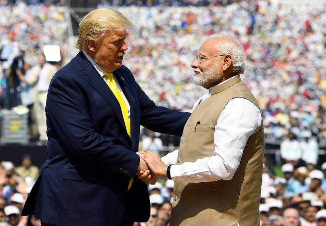 Long live our friendship: PM Modi hails India-US bilateral partnership alongside Trump at Motera