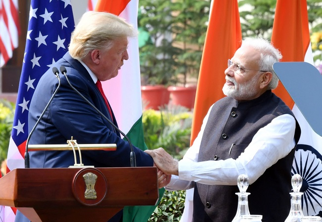 India, US committed to protecting their citizens from radical Islamic terrorism, says Trump