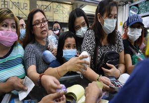 Philippines reports first death from coronavirus outside China