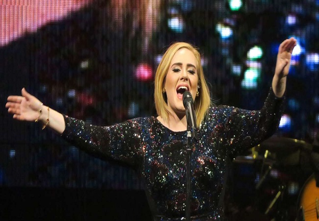 Expect my album in September, says Adele