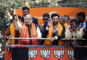 How Amit Shah arrived at figure of 45 for Delhi polls