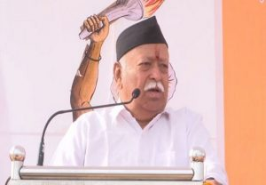 Avoid using word 'nationalism', as it is derived from Hitler, Nazism: Mohan Bhagwat