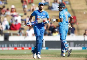 Iyer, Rahul power India to 347/4 against NZ in first ODI
