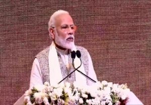 Small cities like Varanasi, not metros, will have greater say in nation's development: PM Modi