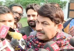 We opposed it and are still opposing it: Manoj Tiwari on Shaheen Bagh protest