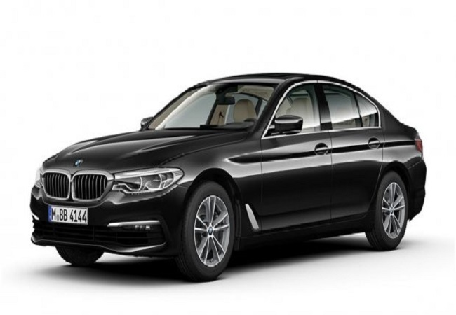 The new BMW 530i Sport launched in India