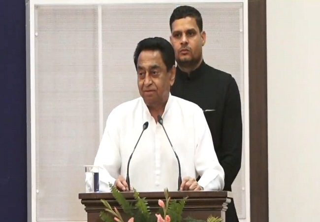 Kamal Nath criticises PM Modi, raises questions over 'surgical strike'