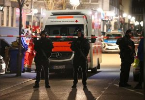 Mass shooting in German city leaves 8 dead, several critically injured: Report