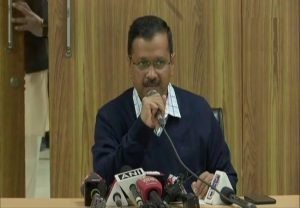 Reach us on twitter using #DelhiRelief for help, says Kejriwal