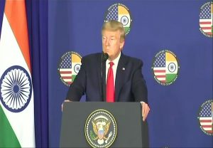 PM Modi said he wants people to have religious freedom, says Donald Trump