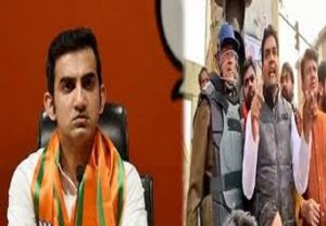 Gautam Gambhir calls for strict action against Kapil Mishra over inflammatory remarks