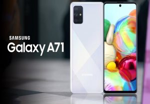 Samsung Galaxy A71 with quad-camera launched in India