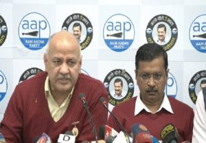 Ready to debate if BJP declares its CM candidate by tomorrow, says Kejriwal