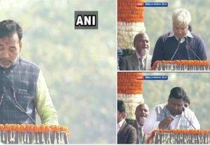 Manish Sisodia, five others take oath as ministers in Kejriwal cabinet