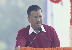 I am everyone's chief minister: Arvind Kejriwal begins 3rd term as Delhi CM