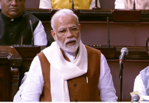 In Rajya Sabha, PM Modi defends J&K decision, lists government's achievements