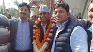 Shots fired at Mehrauli AAP MLA Naresh Yadav's convoy, one killed