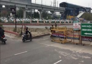 Shaheen Bagh protest: Road connecting Noida to Faridabad opens briefly after 69 days