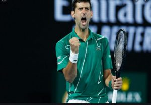 Novak Djokovic -