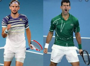 AUSTRALIAN OPEN: DOMINANT THIEM NOT DOMINIC BUT DJOKOVIC