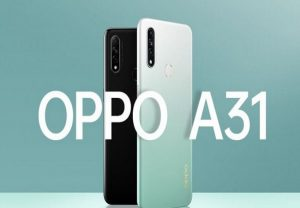 Oppo A31 with triple cameras, 6.5-inch display launched