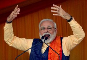 PM Modi slams Rahul over 'danda' remark, says 'I'm protected by blessings of all mothers'
