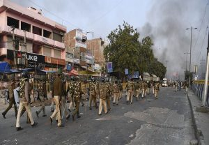 Court raps Delhi police on riots probe, says 'investigation seems targeted towards one end'