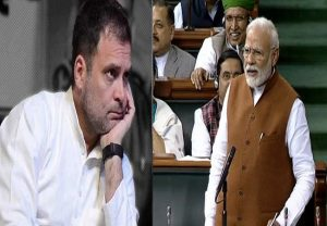 PM Modi talks of Congress, Nehru, Pakistan, but not core issues: Rahul Gandhi
