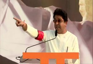 Raj Thackeray questions Indian Muslims protesting against CAA
