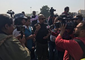 First time, a party won on basis of its work: Vishal Dadlani on AAP victory